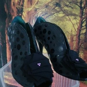 GORGEOUS POETIC LICENCE SHOES